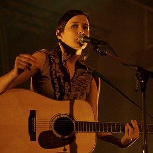 Meiko (American singer) - Meiko at the Transmission Showcase festival