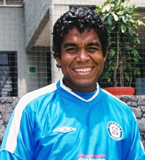 Melvin Brown (footballer) - Image: Melvinbrown Mex