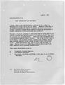 Memorandum from President Eisenhower for the Secretary of Defense - NARA - 186555.tif