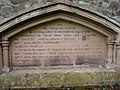 Memorial, Hathern Parish Church - geograph.org.uk - 921202.jpg