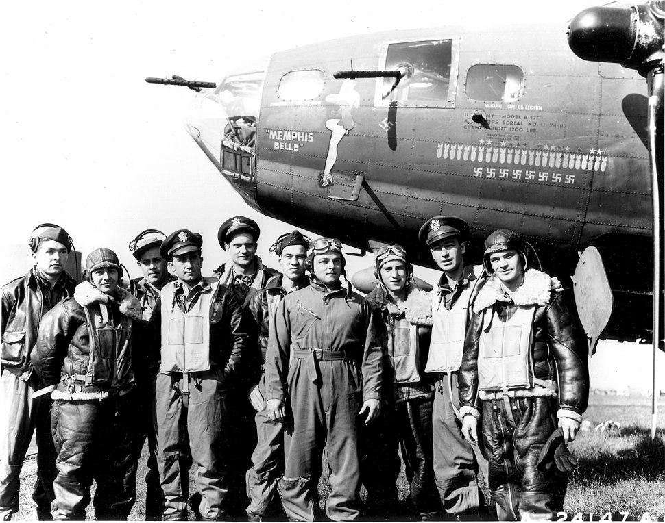 Memphis Belle crew
