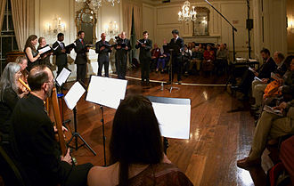 Music of the Americas (concert series) - Meridionalis at Americas Society