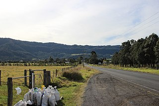 Meroo Meadow Town in New South Wales, Australia