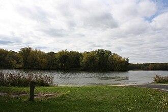 Merrick State Park - Image: Merrick State Park Wisconsin Mississippi River 1