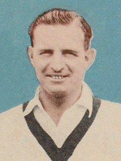 Merv Harvey Australian cricketer
