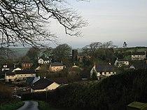 Meshaw Village - geograph.org.uk - 300249.jpg