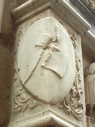 Arte dei Maestri di Pietra e Legname - Image: Mestri di pietra e legname