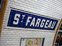 Metro de Paris - Ligne 3 bis - Saint-Fargeau 02.jpg