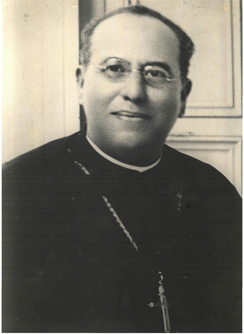 Mgr Joseph De Piro