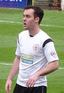Michael Liddle English footballer