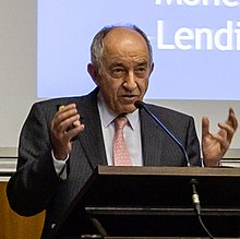 Miguel Ángel Fernández Ordóñez - Conference of Positive Money Europe in Brussels (23 May 2018).jpg