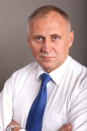 Mikola Statkevich - Image: Mikalai Statkevich
