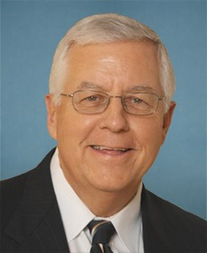 United States Senate election in Wyoming, 2014 - Image: Mike Enzi 113th Congress