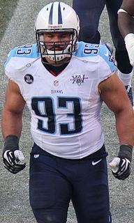 Mike Martin (defensive lineman) American football defensive end