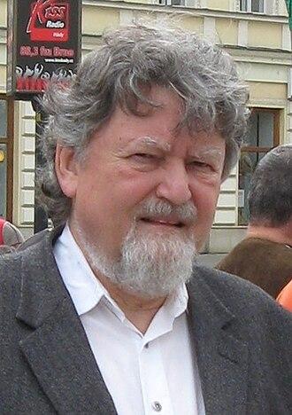 Milan Horáček - Image: Milan Horáček