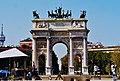 Milano Arco della Pace von Südost 4.jpg