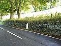 Milepost near Ballintuim - geograph.org.uk - 1533729.jpg