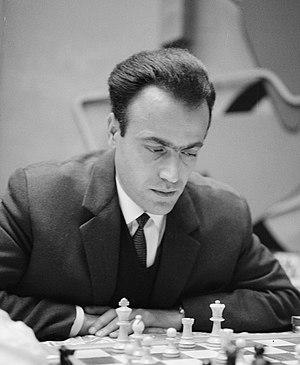 Milko Bobotsov - Milko Bobotsov in 1965