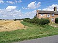 Mill Cottages, East Barkwith - geograph.org.uk - 215473.jpg