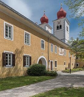 Millstatt Abbey