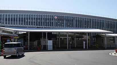 대중 교통으로 南町田駅 에 가는법 - 장소에 대해