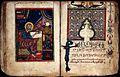 Miniature of St Luke, patron saint of medicine, Wellcome L0022853.jpg