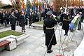 Ministrica Andreja Katič se je z delegacijo poklonila padlim v vojni za Slovenijo 1991 03.jpg