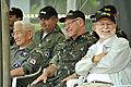 Ministro Celso Amorim e demais comandantes assistem aos treinamentos da Operação Amazônia 2012 (8030660629).jpg