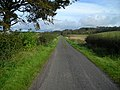 Minor Road Near Edge Hill - geograph.org.uk - 565107.jpg