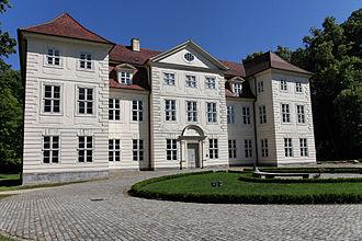 Mirow - Image: Mirow Schloss