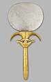 Mirror with Hathor Emblem Handle MET 26.8.98 EGDP020852 (cropped).jpg