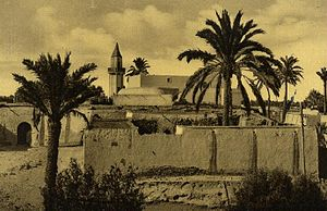 Misurata - The Old City of Misrata, 1930s