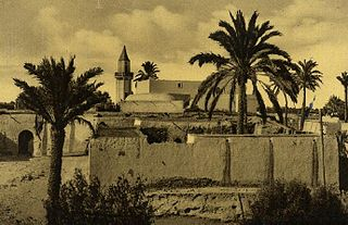 Misrata District District of Libya