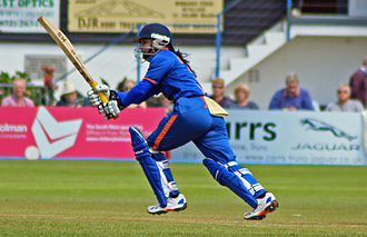 India women's national cricket team - Mithali Raj, Captain of India Women's cricket team