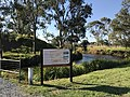 Moat in Fort Lytton, Brisbane, Australia 01.jpg