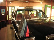 Car in which Murtala Mohammed was assassinated.