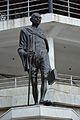 Mohandas Karamchand Gandhi - Statue - Ridge - Shimla 2014-05-07 1093.JPG