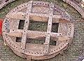 Molen De Korenbloem, Kortgene, bovenwiel (1).jpg