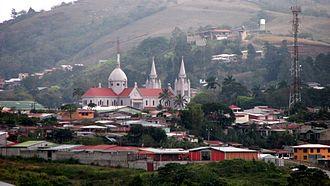 San Ramón (canton) - Image: Moncho Vista