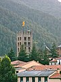 Monestir de Ripoll des de la carretera de Sant Joan.jpg