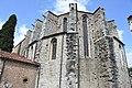 Monestir de Sant Salvador de Breda. Capçalera de l'església.jpg