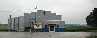 Monti, Iowa - Monti Community Center