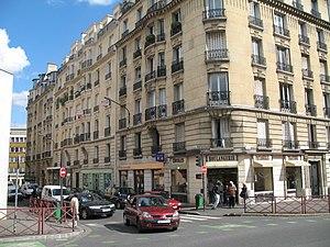 Montreuil, Seine-Saint-Denis - Streets in Montreuil