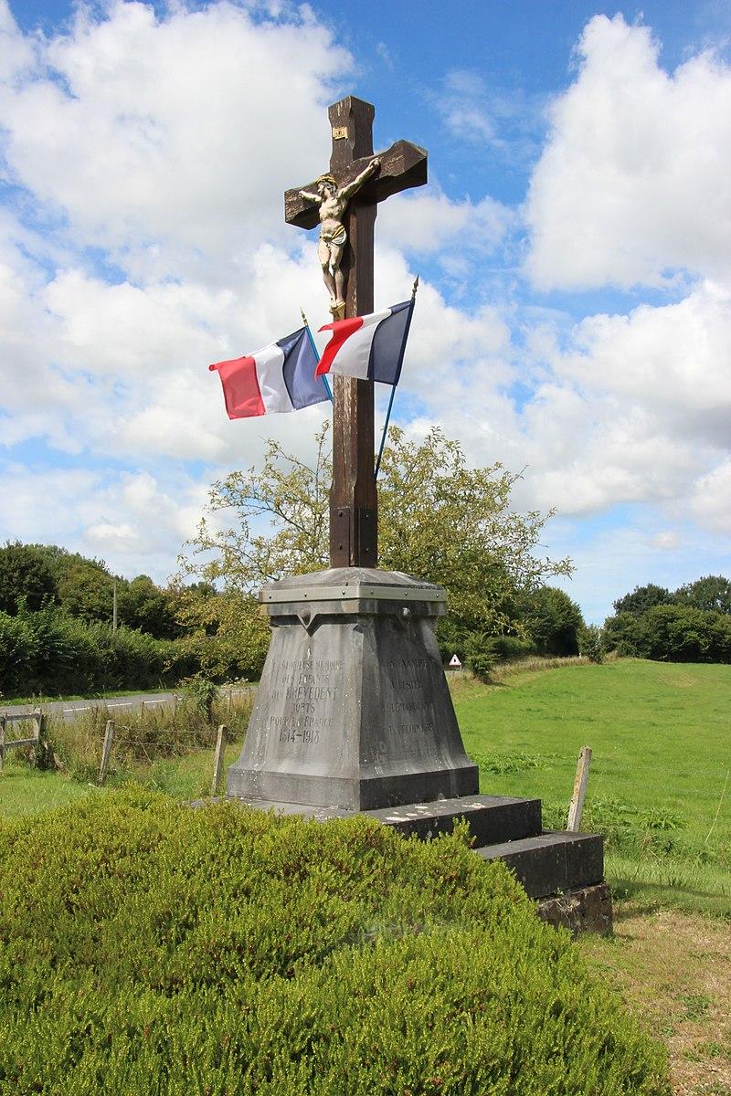 Monument aux morts Le Brévedent.jpg
