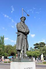 Monumento a Pío Baroja