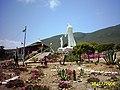Monumento al Padre Hurtado, Carretera 5 Norte, Sector Canela, Coquimbo, Chile - panoramio.jpg