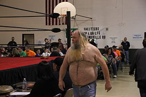 The Moondogs (professional wrestling) - Moondog Rover in 2013.
