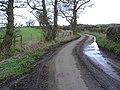 Moorleys Lane' leading to Parkside Farm - geograph.org.uk - 351916.jpg