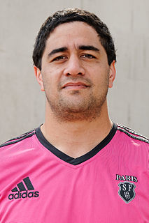 Morgan Turinui Rugby player