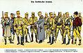 Moritz Ruhl - Serbische Armee 1914 - Felduniformen.jpg
